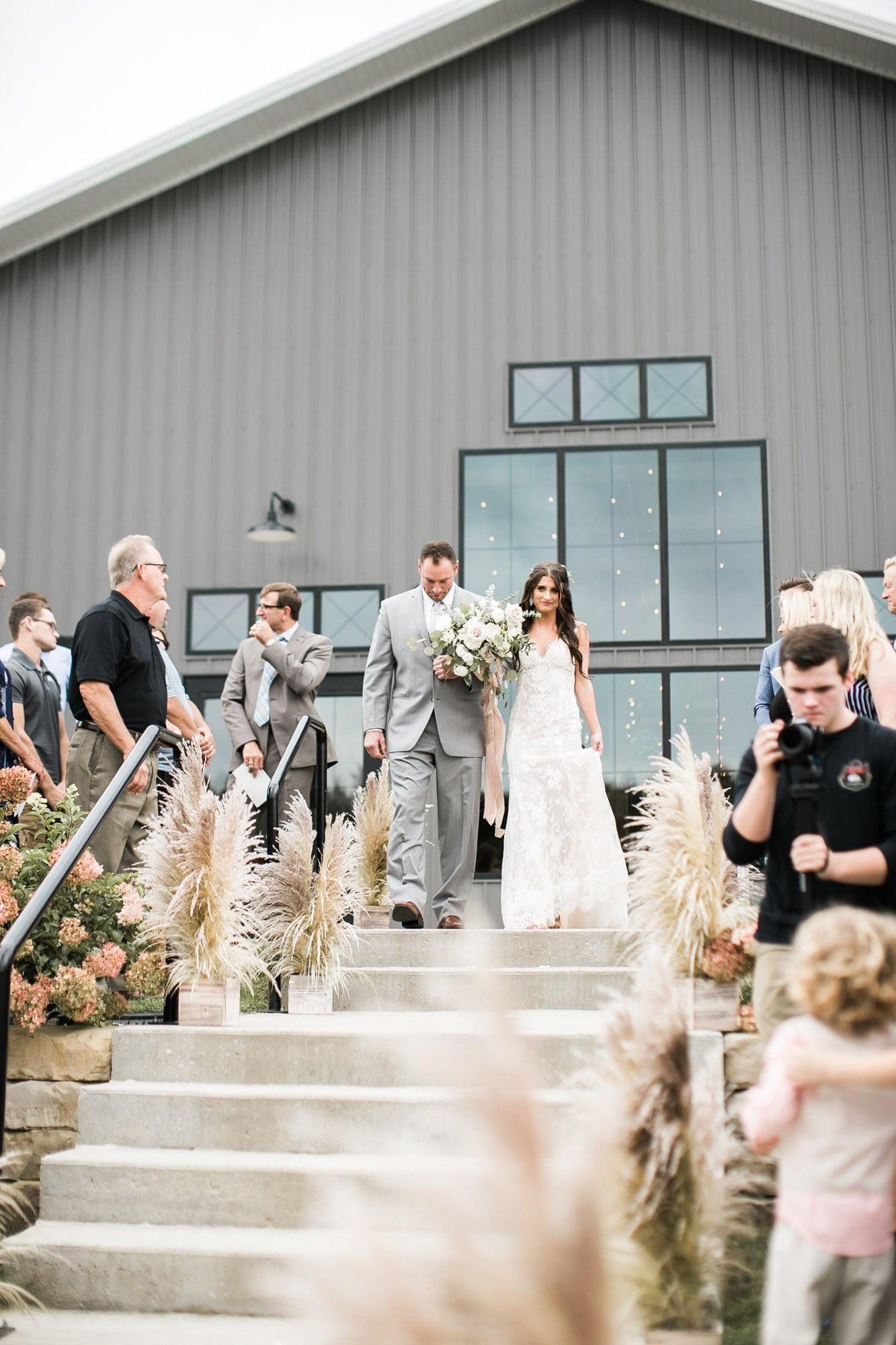 Brittany Amp Michael S Wedding At Ashton Hill Farms In Cedar