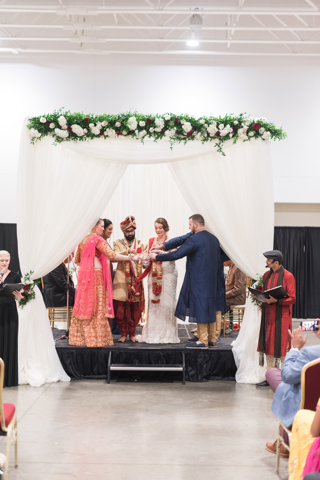Indian Weddings, South Asian Weddings, and Cultural Fusion Weddings